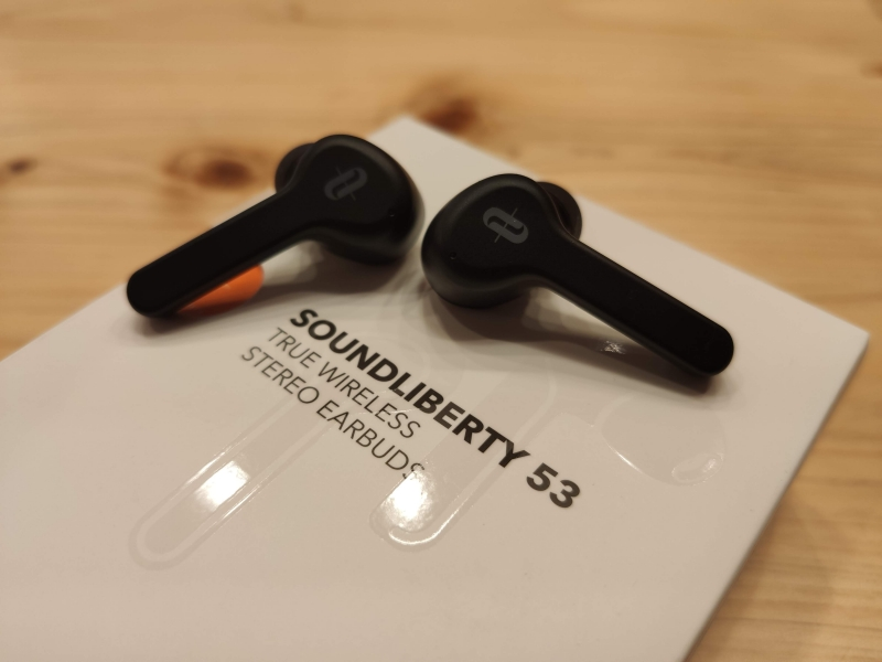 TaoTronics SoundLiberty53イヤホン
