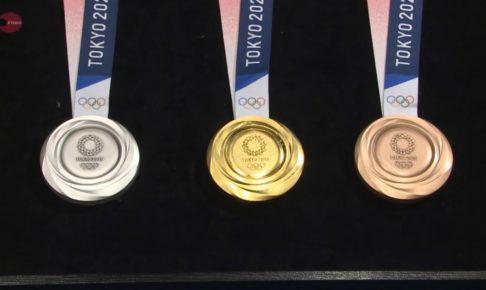 2020東京オリンピックメダル