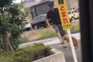 平塚市犬虐待ジジイ
