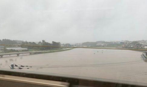境川氾濫危険水位