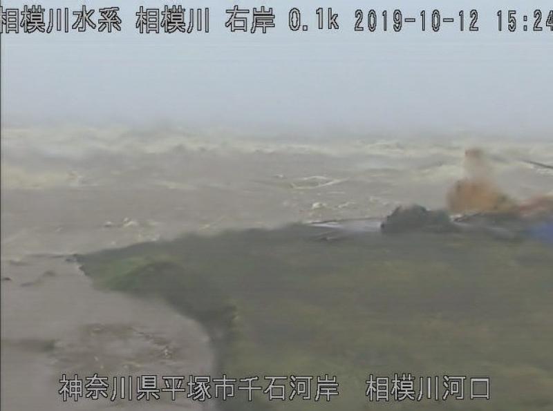 相模川ライブカメラ
