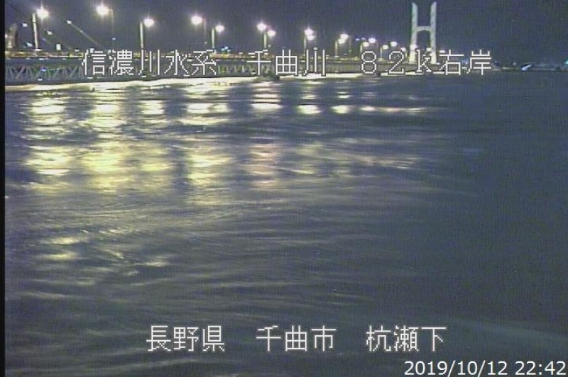 長野 県 上田 市 台風