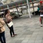 福山駅奇跡の出会い路上ライブ