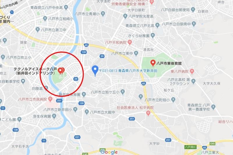 新井田スケートリンク通り魔